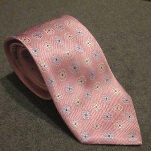 Canali 100% Silk Necktie Made in Italy